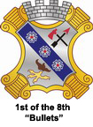 1/8th Infantry Crest